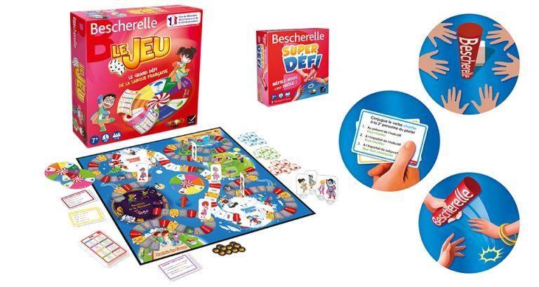 Jeux Bescherelle: jeux de cartes et défis