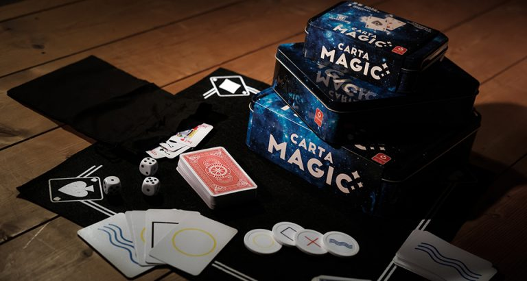 Jeux Carta Magic pour devenir un apprenti magicien