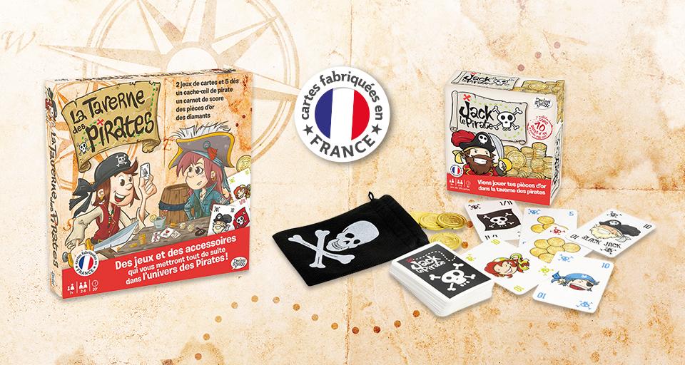 La gamme des Drôles de Jeux - France Cartes Cartamundi