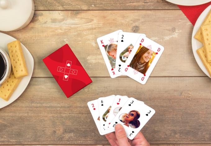 jeux de carte personnalisé My Cards, jeux de cartes personnalisés   France Cartes Cartamundi