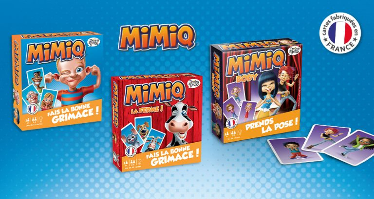 MimiQ de la gamme Drôles de Jeux