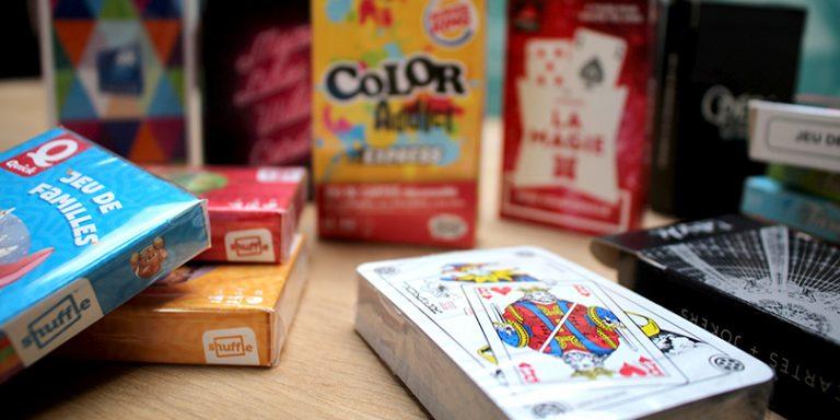 Jeux sur-mesure promotionnels, jeux de cartes personnalisés