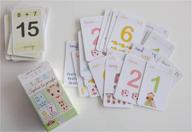 Ces jeux de cartes Sophie la Girafe sont fabriqués en france à France Cartes