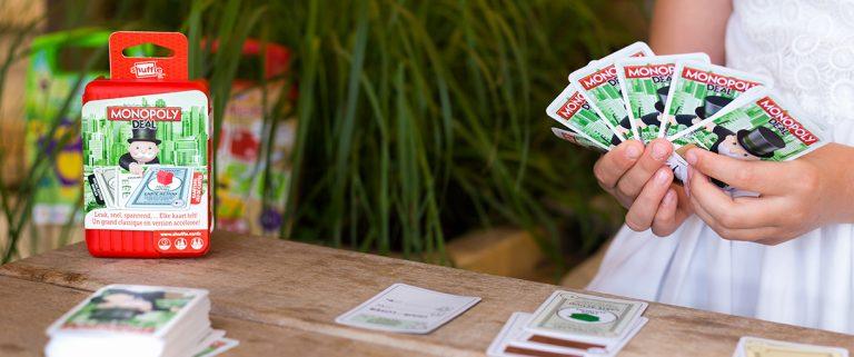 Shuffle, des jeux de cartes hybrides de grands classiques revisités