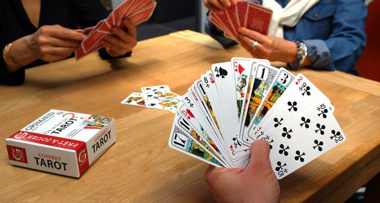 Jeu de cartes Tarot Grimaud