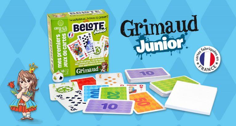 Belote Grimaud Junior