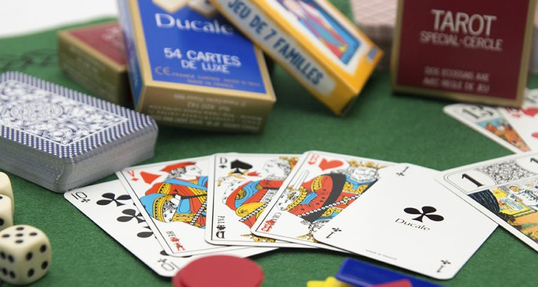 Jeux de cartes Ducale