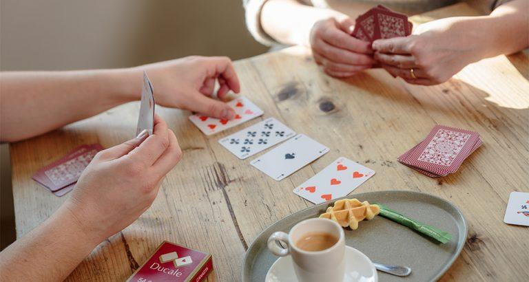 Jeux de 54 cartes Ducale