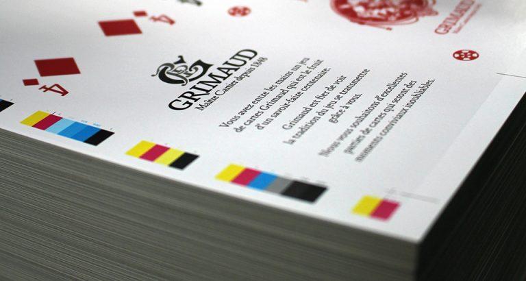 Planche de cartes Grimaud