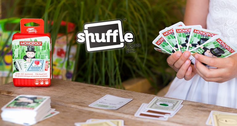 Shuffle Go Monopoly Deal