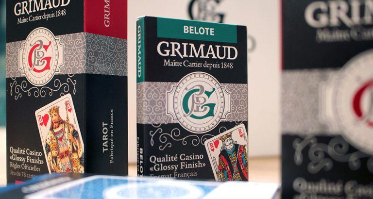 Jeux de cartes Grimaud Expert