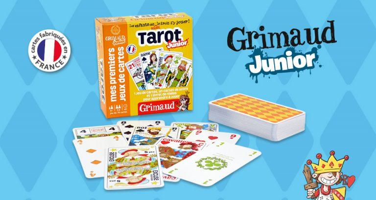 Tarot Grimaud Junior