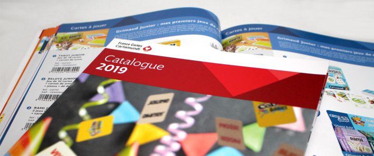 Catalogue de jeux retail 2019