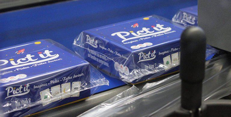 emballage jeu de société Pict It - fabrication de jeux de société