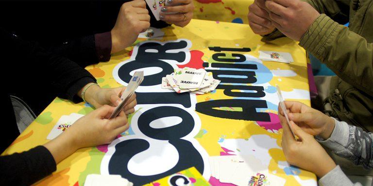 Addict Box, c'est 220 cartes de Color Addict et Color Addict Fruity