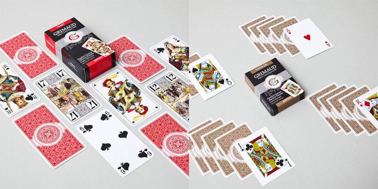 Cartes à jouer Grimaud Expert Maison & Objet