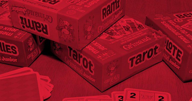 règles de jeux de société France Cartes Cartamundi