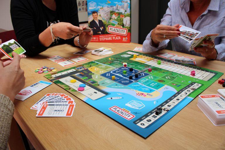 jeu de société PlazaCity