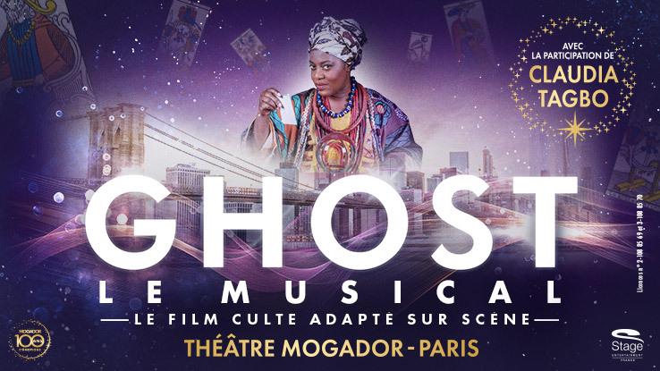 Ghost Le Musical et Grimaud Cartomancie au théâtre Mogador