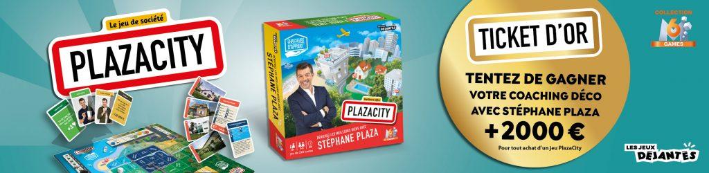 Jeu PlazaCity Chasseurs d'Appart jeux déjantés