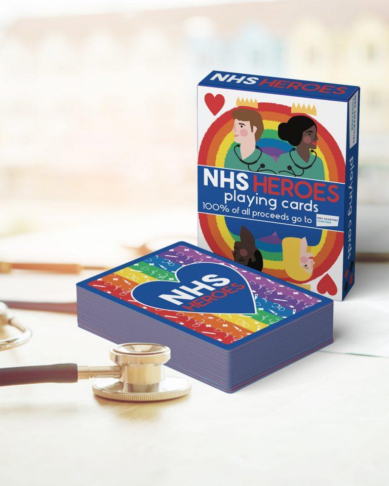 Cartes à jouer NHS